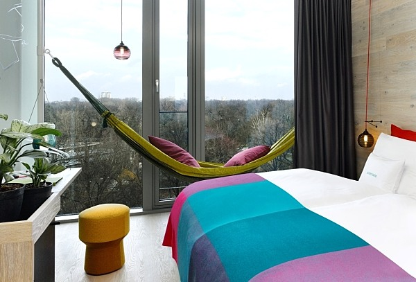 25hours Hotel Bikini Berlin in Berlin, Germany