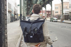 Backpack + Tote Bag = Tack Bag by SSCY